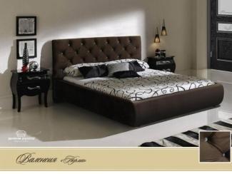 Двуспальная кровать Валенсия норма - Мебельная фабрика «Диана Руссо»