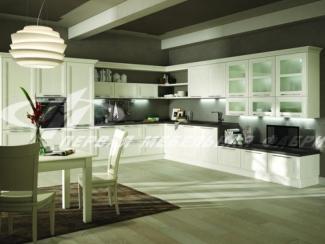 Кухонный гарнитур угловой Манчестер - Мебельная фабрика «Первая мебельная фабрика», г. Санкт-Петербург