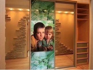 Шкаф-купе с фотопечатью  - Мебельная фабрика «700 Кухонь»