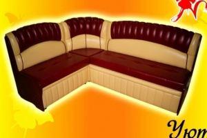 Угловой диван На кухню Уют 3 - Мебельная фабрика «Натали»