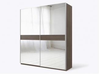 Зеркальный шкаф-купе Глайд - Изготовление мебели на заказ «Кухни ЧУ»