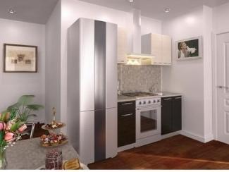 Кухня Млечный дуб Венге - Мебельная фабрика «Эстель»