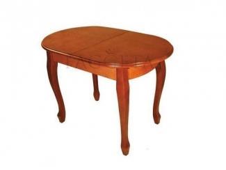 Стол обеденный, овальный, раздвижной Леонардо - Салон мебели «Faggeta»