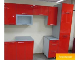 Кухня прямая Анастасия - Мебельная фабрика «ТиАС»