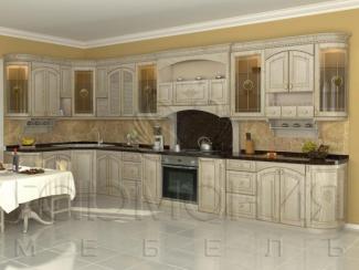Кухня Дворянское гнездо - Мебельная фабрика «Гармония мебель»