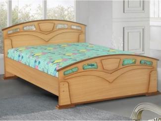 Кровать МДФ МК 5 - Мебельная фабрика «Уютный Дом»