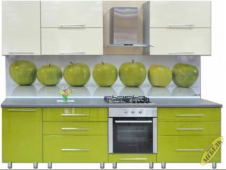 Кухня прямая 78 - Мебельная фабрика «Трио мебель»