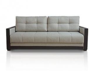 Серый диван-кровать Вистан  - Мебельная фабрика «Мебельлайн», г. Санкт-Петербург