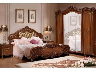 Спальня Элиза 5Д-1,8 - Мебельная фабрика «Слониммебель», г. Слоним