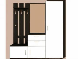 Прихожая Лана 2 - Мебельная фабрика «Северин»