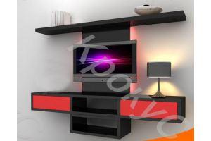 Гостиная ТВА 5 - Мебельная фабрика «Крокус»