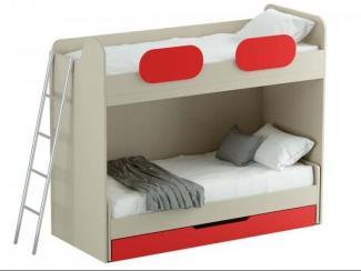 Кровать Mio 3 - Мебельная фабрика «ОГОГО Обстановочка!»