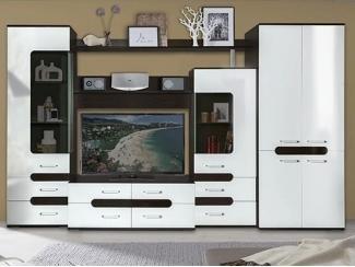 Вариант композиции стенки Соренто 1 - Мебельная фабрика «Мебель-маркет»