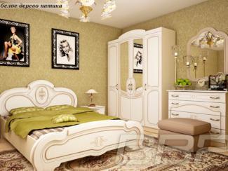 Спальный гарнитур «Сабрина»
