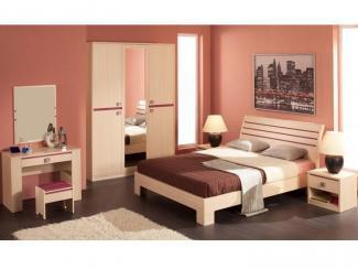 Спальный гарнитур Хилари - Мебельная фабрика «Уфамебель»