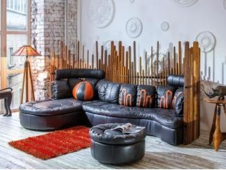 Угловой диван в Лофт стиле - Импортёр мебели «Arredo Carisma (Австралия)»