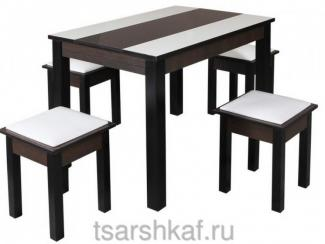 Обеденная группа BUONI-2 табурет BUONI - Мебельная фабрика «Царь-Шкаф»
