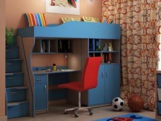 Двухъярусная кровать Чибис - Мебельная фабрика «Порта»