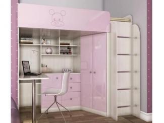 Детская Бэмби 3 - Мебельная фабрика «ИнтерСиб»