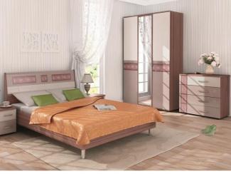 Спальный гарнитур Розали - Мебельная фабрика «Витра»