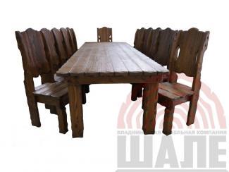 Обеденная группа Добрыня - Мебельная фабрика «ВМК-Шале»