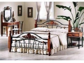 Кровать MK-1922-RO - Импортёр мебели «M&K Furniture»