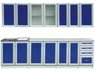 Кухня Альфа ЛДСП - Мебельная фабрика «Гамма-мебель»
