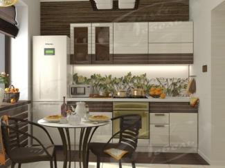 Кухня прямая «Эллен Рипли» - Мебельная фабрика «Ладос-мебель»