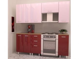 Кухонный гарнитур прямой Гранат - Мебельная фабрика «Бител»