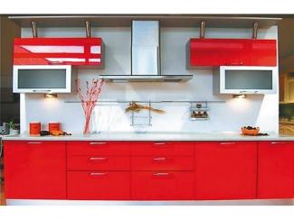 Кухня прямая «HI - TECH 15»