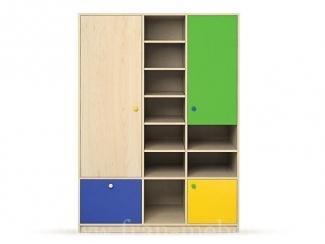 Цветной шкаф Лайма  - Мебельная фабрика «Фран»