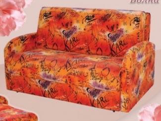 Диван прямой Волна аккордеон - Мебельная фабрика «Росмебель»