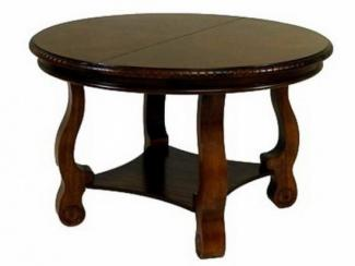 Стол резной раскладной 3645T - Импортёр мебели «МебельТорг»