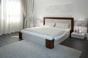 Кровать Тоскана двуспальная - Мебельная фабрика «Сарма»