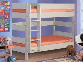 Детская 2х-ярусная кровать Эко  - Мебельная фабрика «Элегия»
