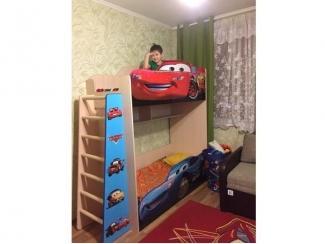 Кровать детская на двоих - Мебельная фабрика «ПМК ВиП»