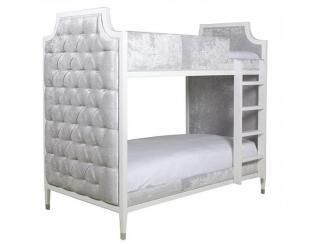 Детская двухъярусная кровать категории люкс Livia - Мебельная фабрика «МебельЛайн»