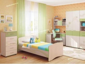 Детская Акварель 3 - Мебельная фабрика «Витра»