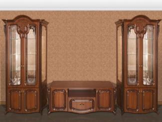 Гостиная стенка Болонья - Мебельная фабрика «Вестра»