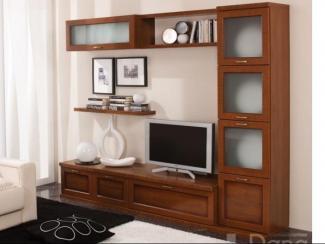 гостиная стенка Alba А2201МС - Мебельная фабрика «Дана»