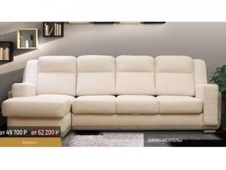 Хороший диван в гостиную Неаполь  - Мебельная фабрика «Паллада», г. Кирово-Чепецк