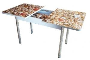 Стол с фотопечатью раздвижной - Мебельная фабрика «Мебель-Стиль»