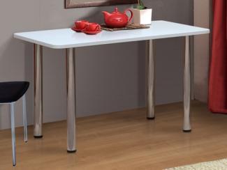 Стол обеденный на флянцевых ножках - Мебельная фабрика «Версаль»