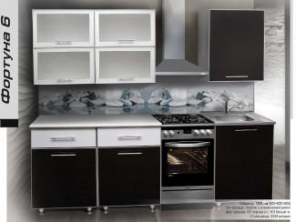 Кухонный гарнитур прямой Фортуна 6 - Мебельная фабрика «Форт»