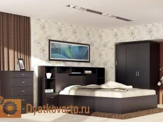 Спальня Южная ночь - Мебельная фабрика «Дятьковское РТП-1»