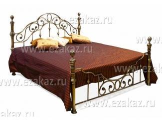 Кровать двуспальная 9603 Виктория - Мебельный магазин «Тэтчер»