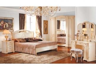 Спальный гарнитур Флориана - Мебельная фабрика «Миасс Мебель»
