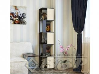 Стойка стеллаж в гостиную - Мебельная фабрика «ВВР»
