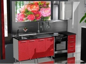 Красная кухня Букет