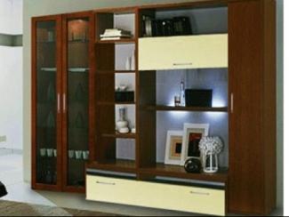 Гостиная стенка Эконом 11 - Мебельная фабрика «Победа»